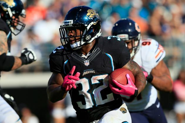Jones-Drew Still 'Couple of Weeks' Away