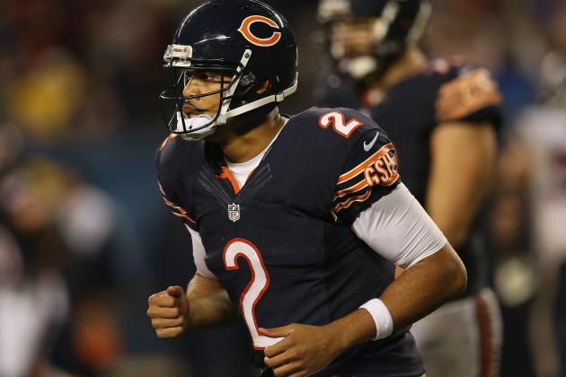 Jason Campbell: Bears Fill-in QB Needs to Be Aggressive vs. 49ers