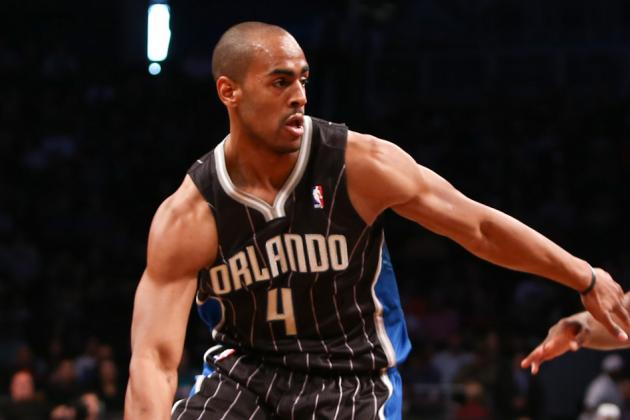 Arron Afflalo Looks for Bounce-Back Game Against the Detroit Pistons