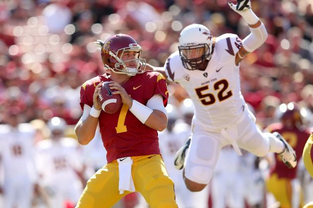 Clearing Up Misconceptions About Matt Barkley's Pro Potential, Draft Stock