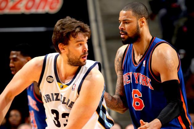 NY Knicks vs. Memphis Grizzlies Surprise Bout Proves Chemistry Still Trumps All