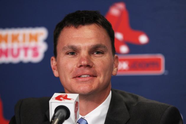 Cherington: Red Sox Will Have 'Large Payroll'