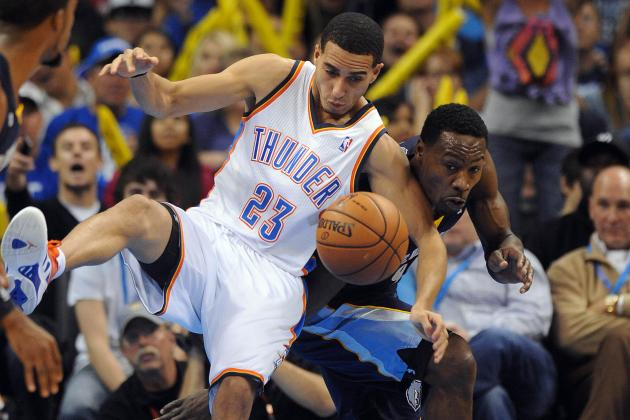 How the OKC Thunder Need to Use Kevin Martin Differently