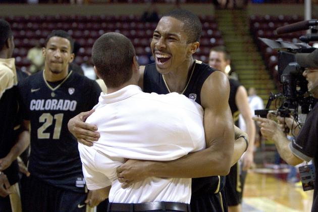 Booker Scores 19 as Colorado Upsets No. 16 Baylor