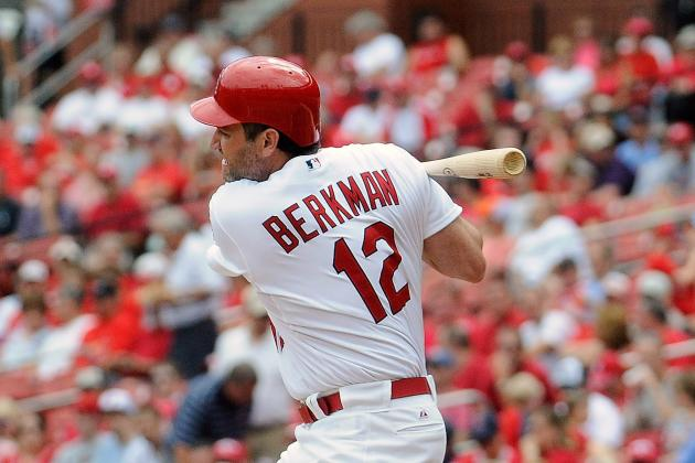Astros Owner Jim Crane Meets with Lance Berkman