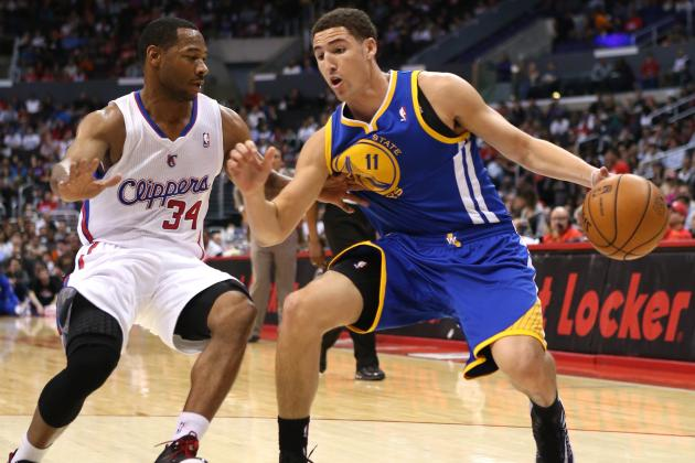 How Compatible Are Curry, Thompson in Backcourt?