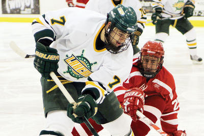 College Hockey: Pair of Oswego State Lakers Leading Division III in Scoring