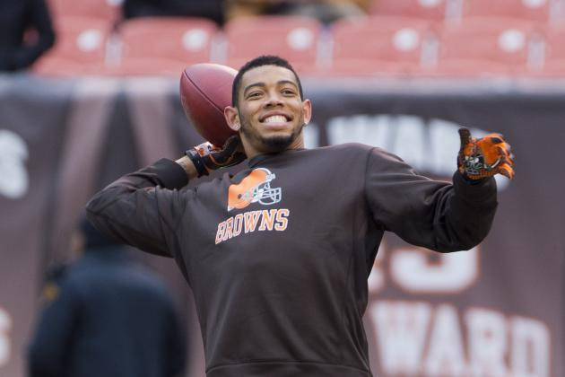 Browns' Haden Game-Time Call vs. Cowboys