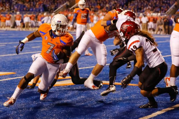 Mountain West Conference Top Five Predictions