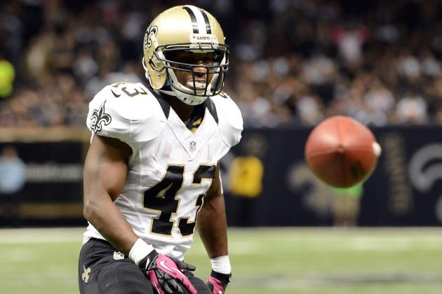 Darren Sproles Returning to a Crowded Committee