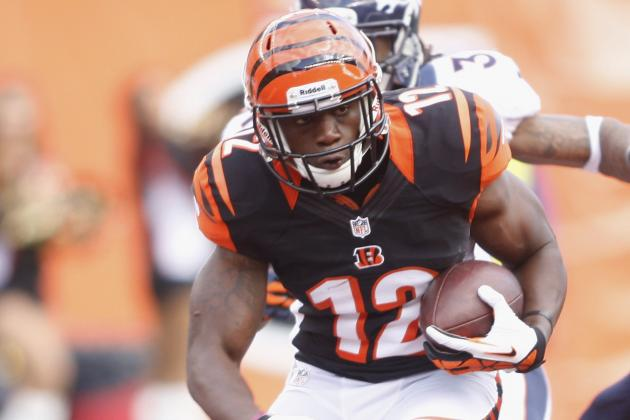 Mohamed Sanu Becoming Bengals' Go-To Guy