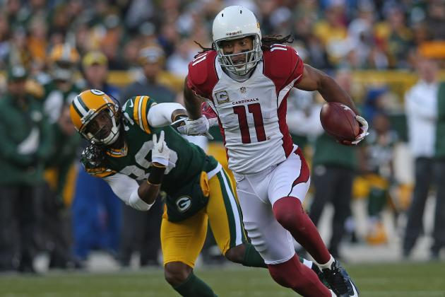 Arizona Cardinals WR Michael Floyd Trying to Emulate Teammate Larry Fitzgerald