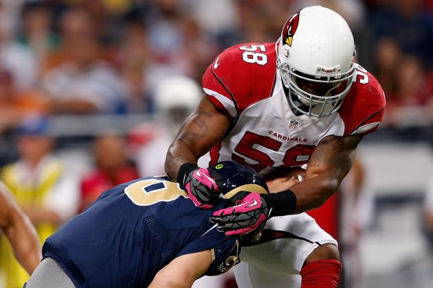 Cardinals LB Washington Emerging as One of Best