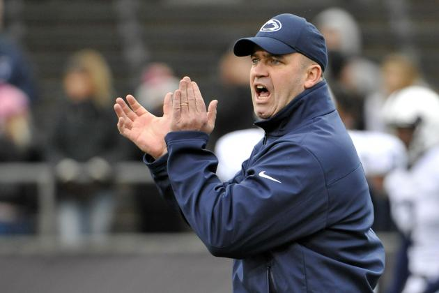 Bill O'Brien on Paul Bear Bryant Coach of the Year Award Watch List
