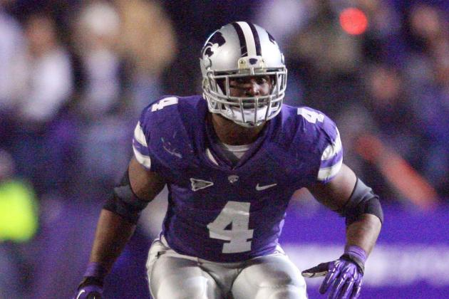 K-State LB Brown Named Lott Semifinalist