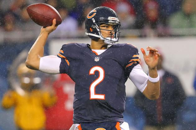 Updated Fantasy Outlook for Bears Quarterback Jason Campbell
