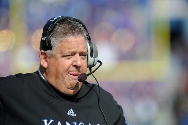 Charlie Weis Pays for KU Students to Come to Seniors' Final Home Game