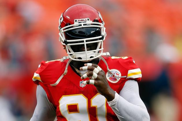 Tamba Hali, Justin Houston Fined for Monday Night Infractions