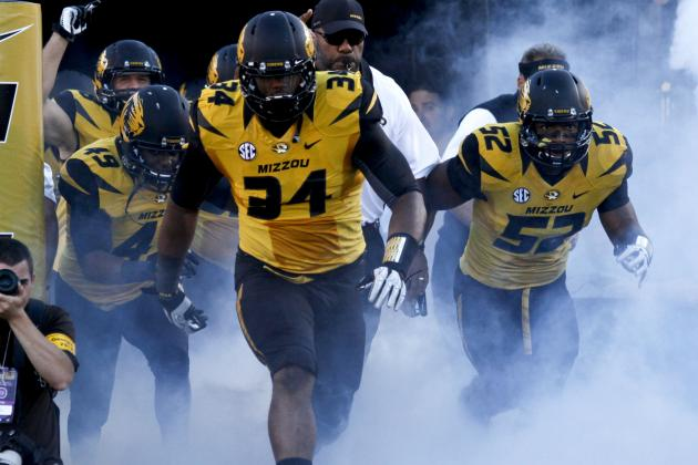 Missouri's Sheldon Richardson Suspended