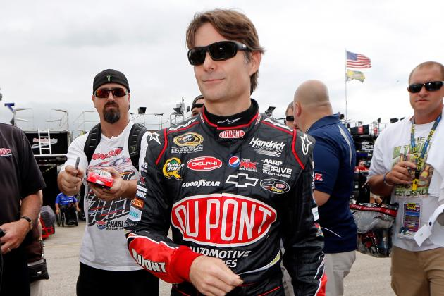 Jeff Gordon Says Retaliation Possible Sunday