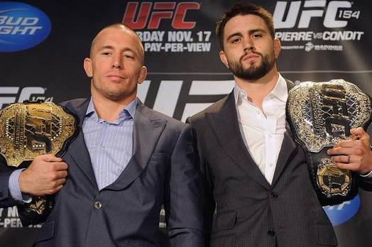 UFC 154 Start Time: When and Where to Watch UFC 154