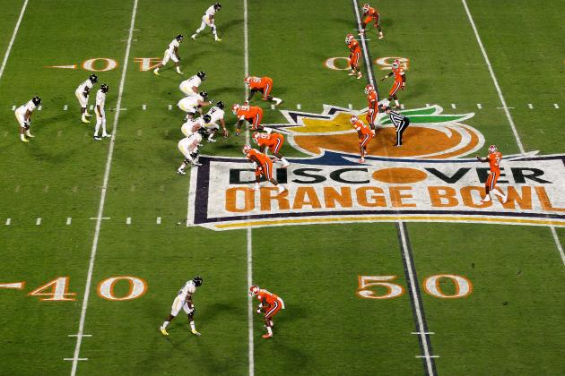 ACC's New Orange Bowl Deal Full of Quirks, Contingency Plans
