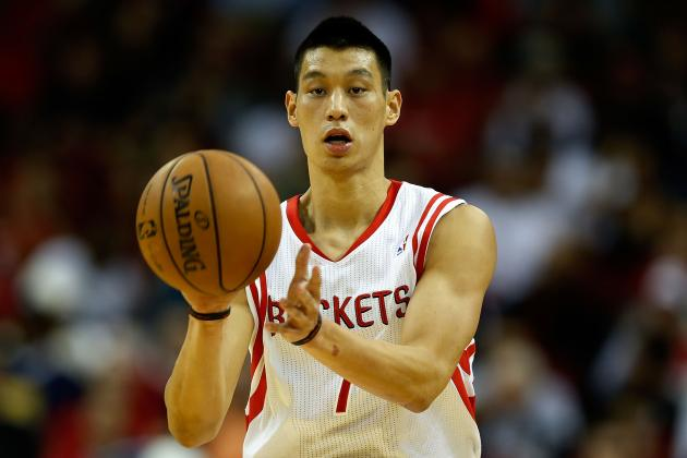 Lin Struggling to Create Own Shot