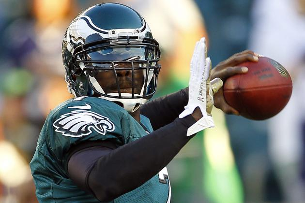 Source: Eagles Rule Vick Out; Foles to Start