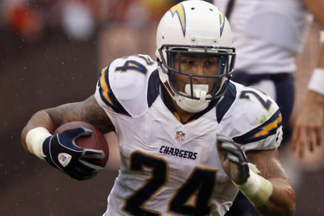 Ryan Mathews Is Making Progress