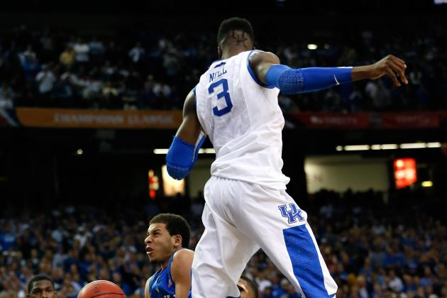 ESPN Gamecast: Lafayette vs Kentucky