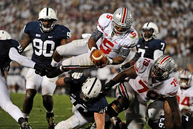 Ohio State Football: Big Finish Would Make Braxton Miller a Heisman Finalist
