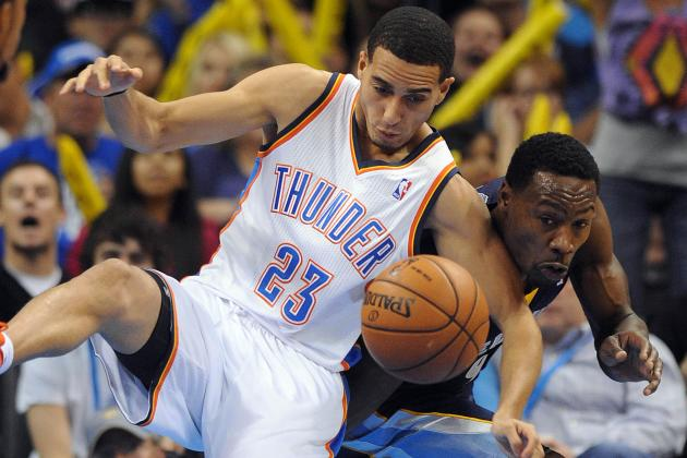 NBA Gamecast: Thunder vs. Hornets