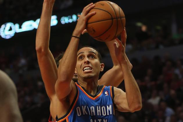 Kevin Martin Warned for Flopping by NBA