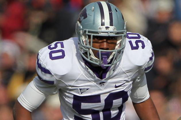Injured Walker Remains a Key Voice for K-State