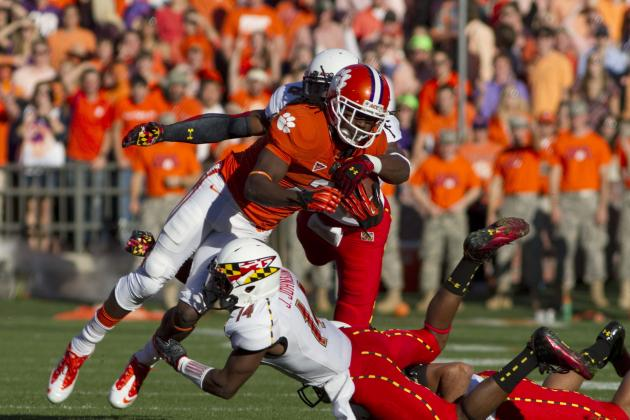 Clemson Football: Tigers Shellack Stricken Terrapins