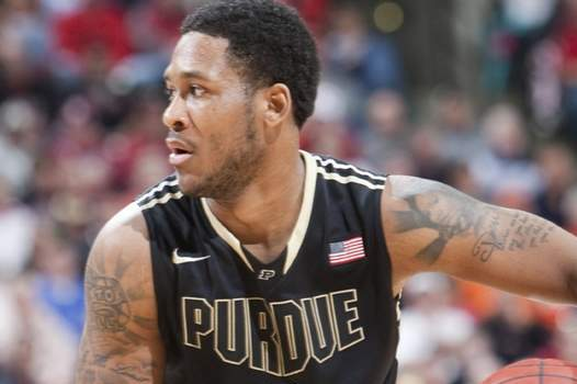 Terone Johnson Embraces Role as Go-to Guy for Purdue Men's Basketball