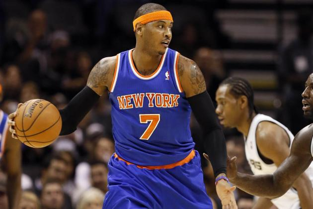 NBA Gamecast: Knicks vs. Grizzlies
