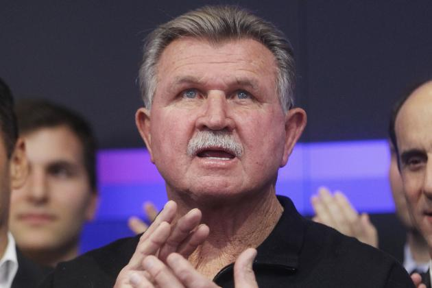Former Bears Coach Mike Ditka Suffers 'Very Minor Stroke'