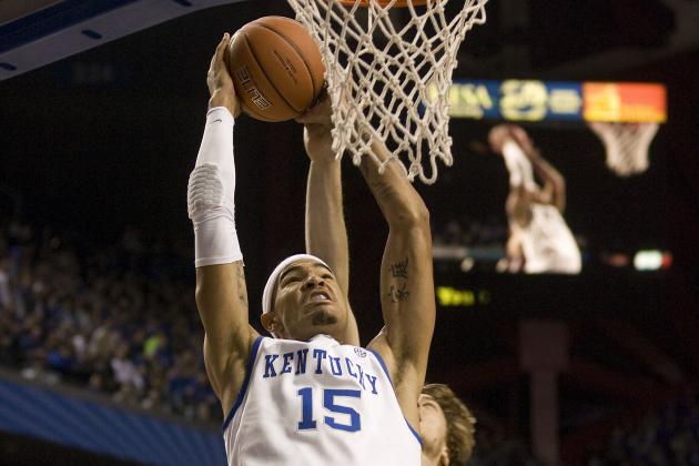 Kentucky vs. Lafayette: Wildcats Route Leopards in Home Opener 101-49
