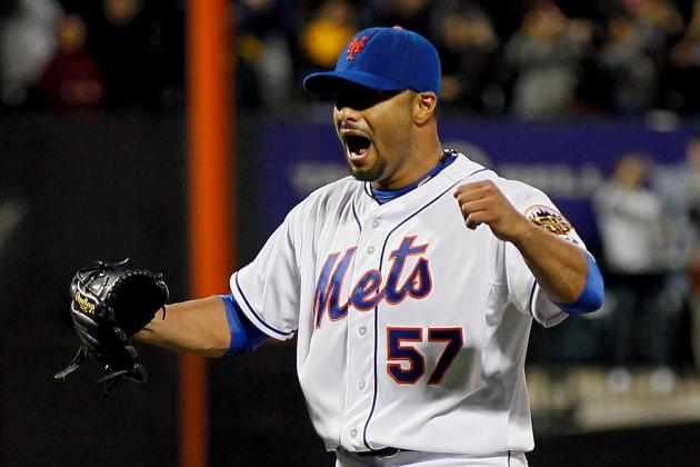 Would the Red Sox Take the Mets' Johan Santana in Order to Get Dickey and Davis?