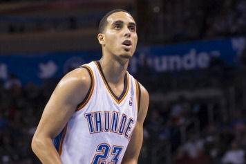 Kevin Martin Receives Warning for Flopping