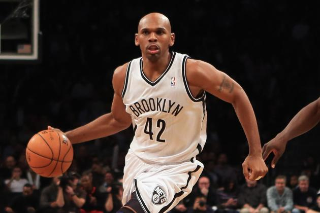 Stackhouse Finds Niche with Brooklyn Nets