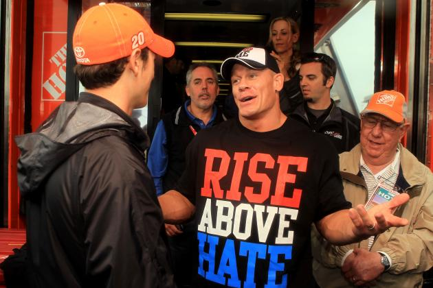 John Cena Speaks out About Facing Ryback at Survivor Series