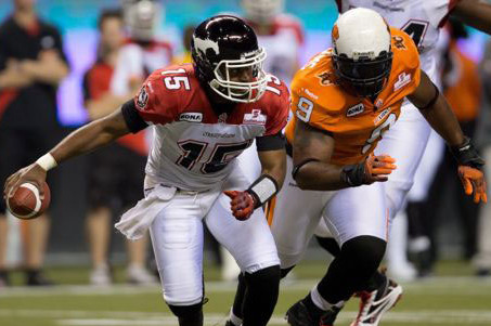 CFL Playoffs: Can the Stampeders Get Past the Lions Without Tate?