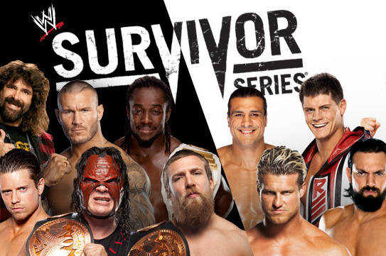 WWE Survivor Series 2012 Predictions: Breaking Down Biggest Matches of PPV