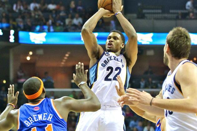New York Knicks vs. Memphis Grizzlies: Live Analysis, Score Updates, Highlights