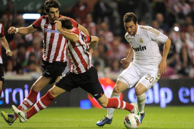 Real Madrid vs. Athletic Bilbao: La Liga Live Score, Highlights, Recap