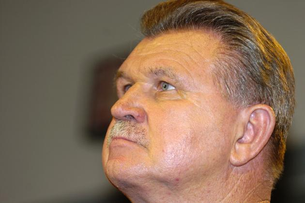 Report: Ditka Suffered Minor Stroke