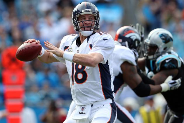 Peyton Manning's Historically Brilliant Season Goes Beyond MVP Award