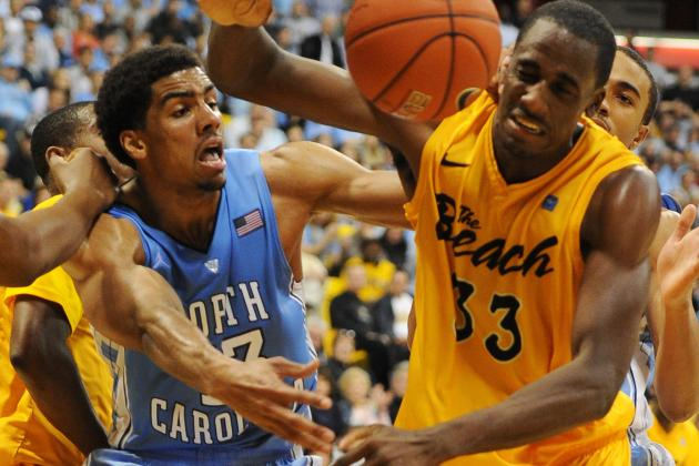 No. 11 North Carolina 78, Long Beach St. 63
